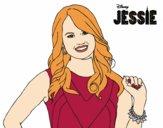 Dibujo Jessie Prescott pintado por kjdfshiudf