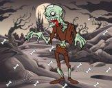 Un zombie