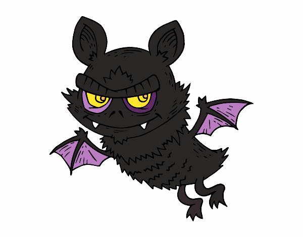 Dibujos de murcielagos de halloween latest un murcilago - Murcielagos para halloween ...