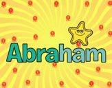 Dibujo Abraham pintado por  janm