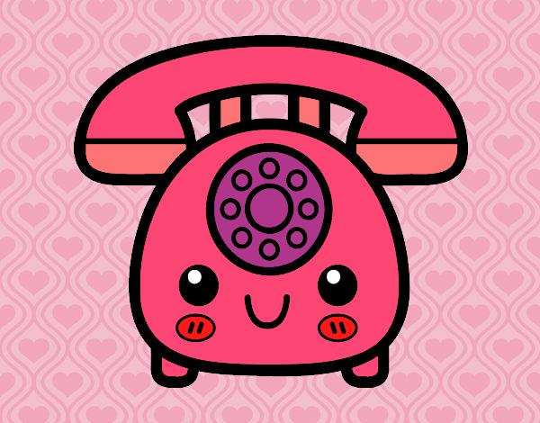Dibujo De Telefonos