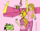 Dibujo Barbie descubre a las hadas mágicas pintado por LunaLunita