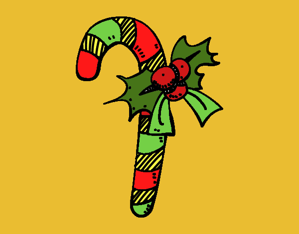 Caramelo para colorear related keywords caramelo para - Caramelos de navidad ...