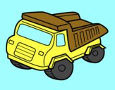 Camión volquete