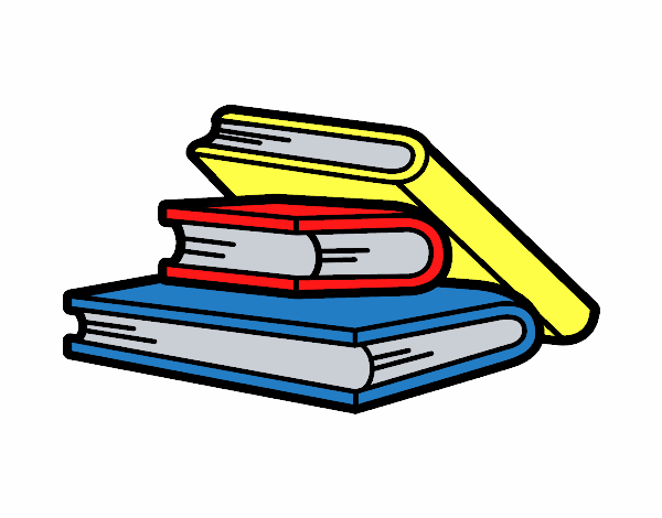 Dibujo De Lecturas De Colegio Para Colorear: Dibujos Para Colorear Normas De Lectura