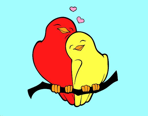 El Dibujo Mas Bonito Del Mundo Para Colorear: Dibujo De El Amor Es Lo Mas Bonito Del Mundo Pintado Por
