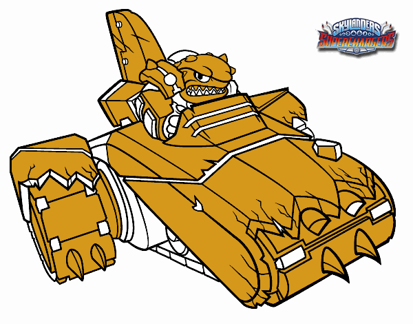 shark shooter terrafin coloring pages - photo#6