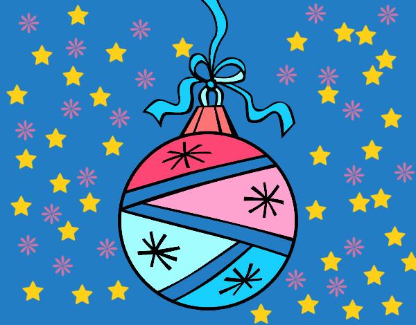 Dibujo de la vola de navidad pintado por en el for Dibujos de navidad pintados