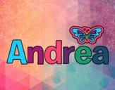 Nombre Andrea