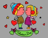 Niños de San Valentín
