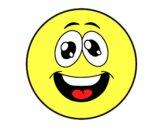 Smiley divertido