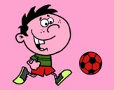 Correr con la pelota