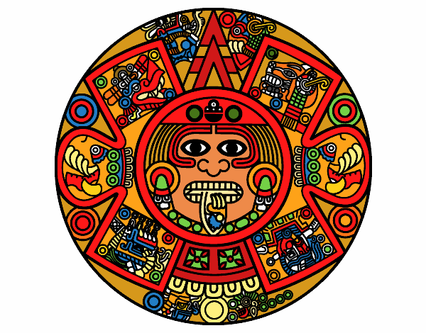 Cultura Azteca Dibujos Pictures to Pin on Pinterest