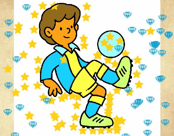 Dibujo De Fútbol Pintado Por Fustapa13 En Dibujos Net El: Dibujo De Fútbol Pintado Por En Dibujos.net El Día 23-02