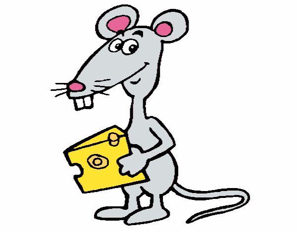 Dibujo De Rata 2 Pintado Por En Dibujos.net El Día 28-02