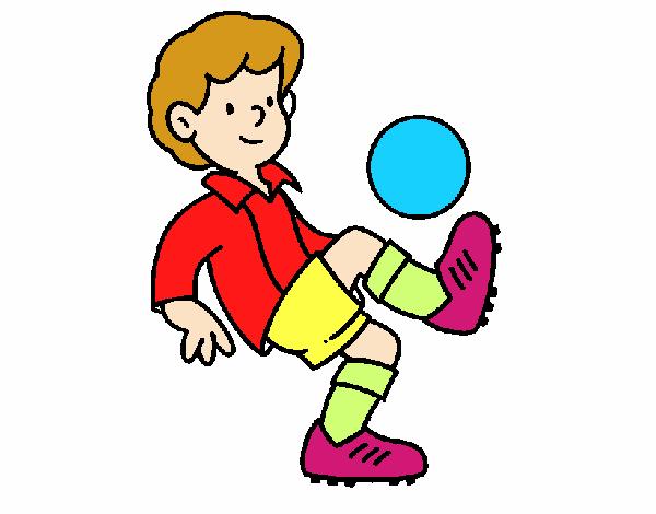 Dibujo De Fútbol Pintado Por Fustapa13 En Dibujos Net El: Dibujo De Fútbol Pintado Por En Dibujos.net El Día 08-03