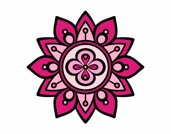 Dibujar Flor De Loto Pictures To Pin On Pinterest