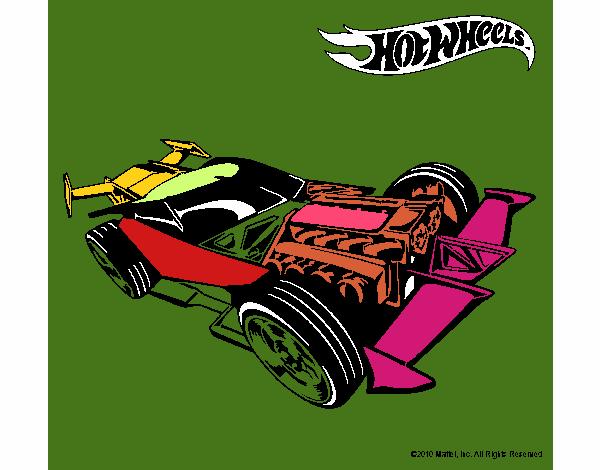 Dibujo de hot wheels 9 pintado por en el d a 02 04 16 a las 05 42 17 imprime pinta for 9 salon de hot wheels