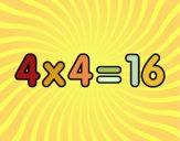 4 x 4