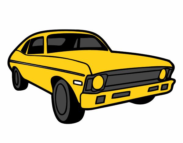 americano coche