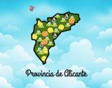 Provincia de Alicante