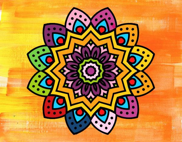 Dibujo de significado de colores pintado por en Dibujosnet el