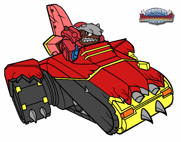 shark shooter terrafin coloring pages - photo#36