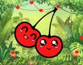 Dos cerezas