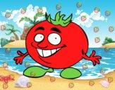 Señor tomate