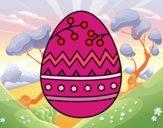 Un huevo de Pascua