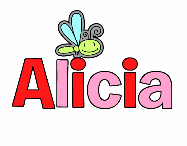 Dibujos Para Colorear Alicia 16