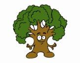 Señor brócoli