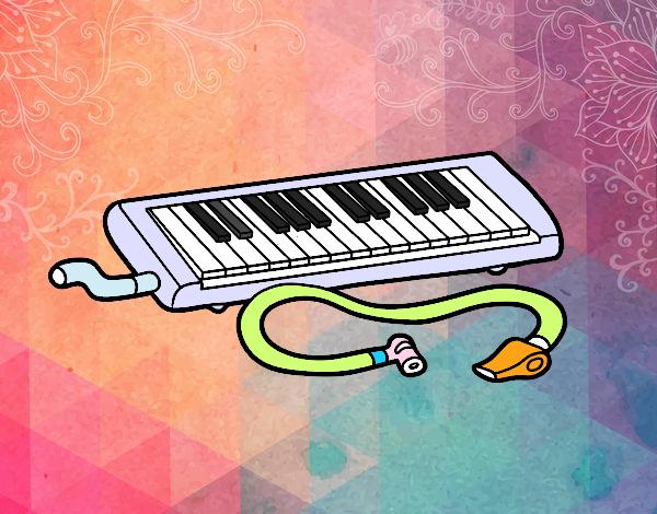 Melodica Suzuki Mc