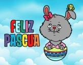 Te deseo una feliz Pascua