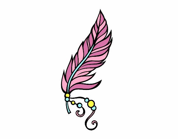 dibujo de pluma apache pintado por juli24 en dibujos net net clip art black and white net clip art transparent