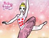 Barbie en segundo arabesque