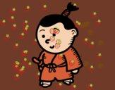Samurái niño