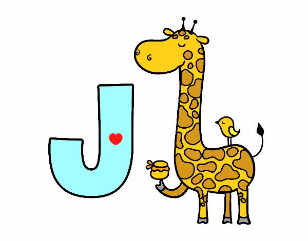 Dibujos Animados Con Jirafas
