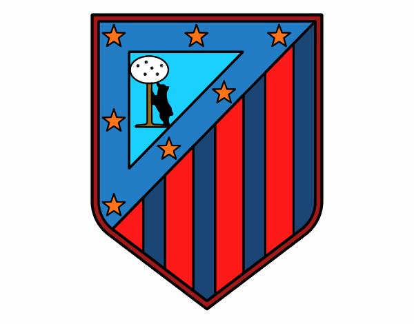 Dibujo de Atletico Nacional pintado por Anthonny en Dibujosnet el