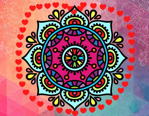 Dibujos De Corazones Coloridos