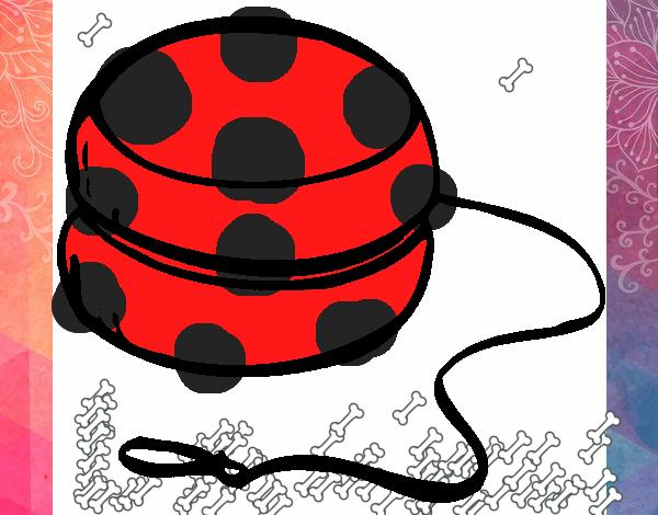 how to make ladybugs yoyo
