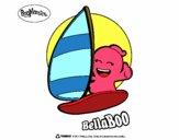 Dibujo BellaBoo pintado por dandanhooo