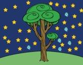 Un pino