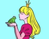 La princesa y la rana