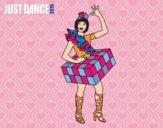 Dibujo Chica Just Dance pintado por the-lindas