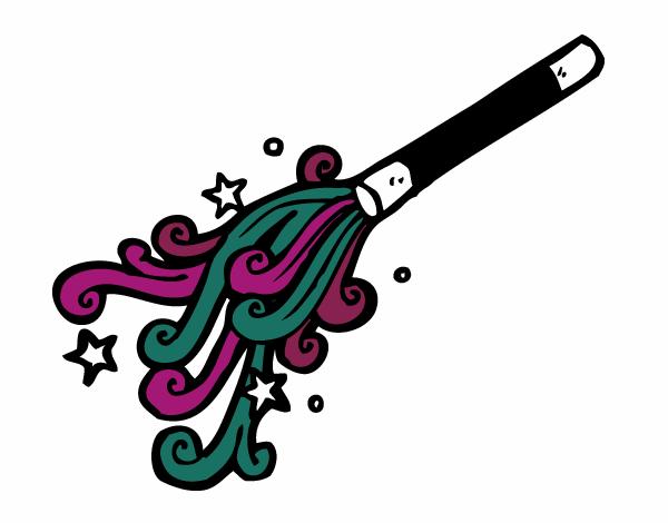 Dibujando Al Mago Eléctrico: Dibujos Para Colorear