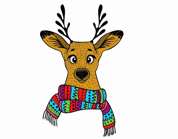 Dibujos De Ciervos Para Colorear Dibujos Net