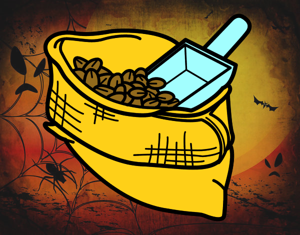 Saco De Cafe Logo