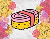Niguiri de tortilla