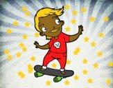Un skater
